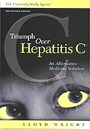 Hepatitis C An Alternative Medicine Solutioin